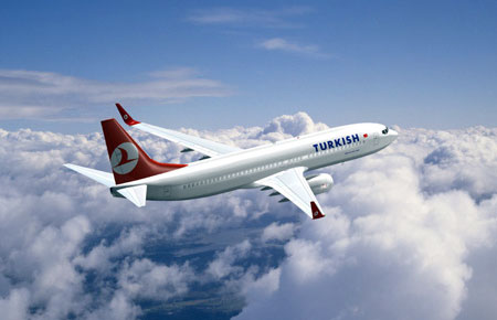 Türk Hava Yolları uçuş ağını genişletmeye devam ediyor