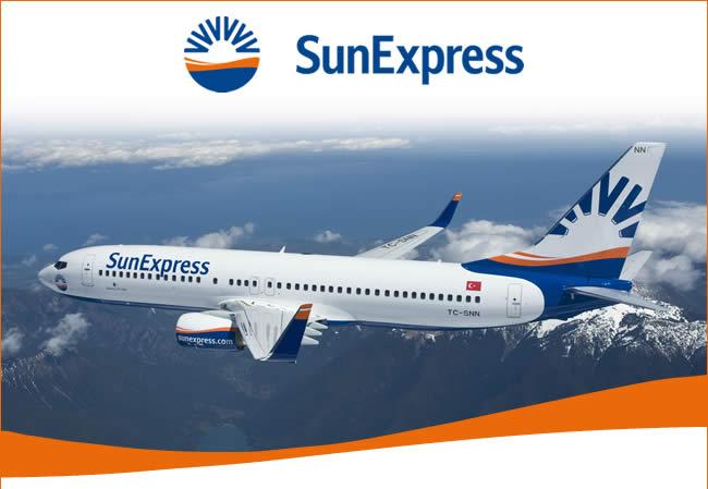 Sunexpress, 31 Mart 2014 Tarihinden İtibaren İzmir Konya Seferlerine Başlıyor!